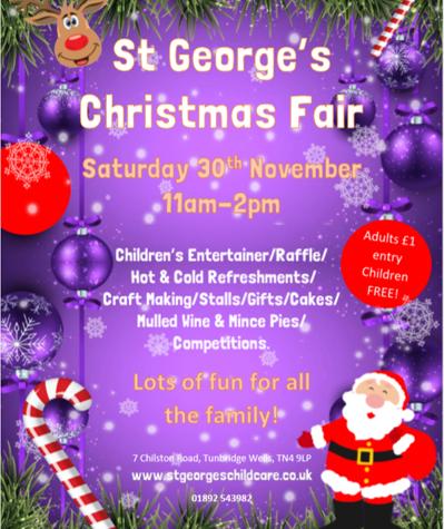 St George's Christmas Fair