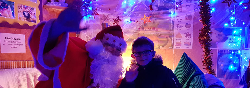 Father Christmas St George's