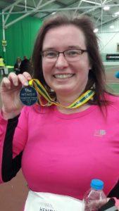 Sarah Tunbridge Wells Half Marathon