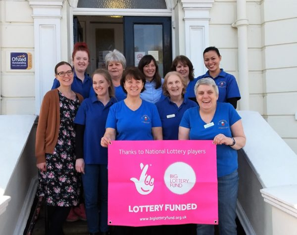 St George's Lottery Funding
