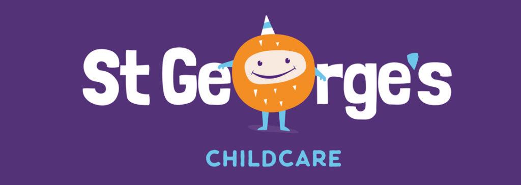 St George's logo web size