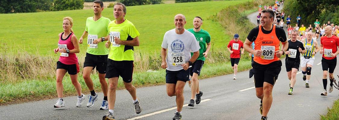 Tonbridge Half Marathon 2018