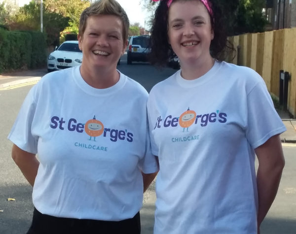 Run the Tunbridge Wells Half Marathon for St George's