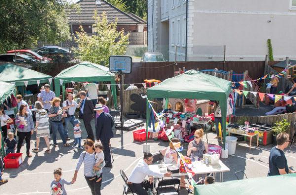 St George's summer fair