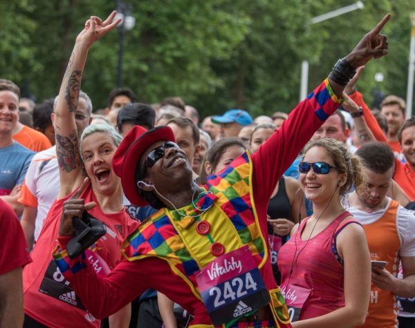 Vitality 10k - could you run 10k and support St George's?